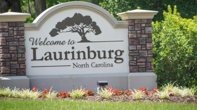 Permalink to: About Laurinburg