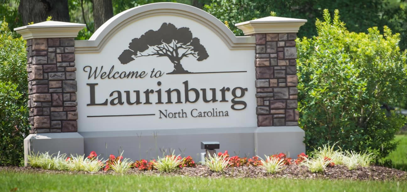 About Laurinburg
